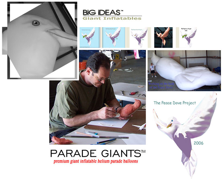 Big Ideas Parade Giants Ken Moody