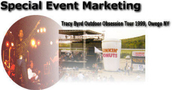 Tracy Byrd Outdoor Obsession Tour 1999
