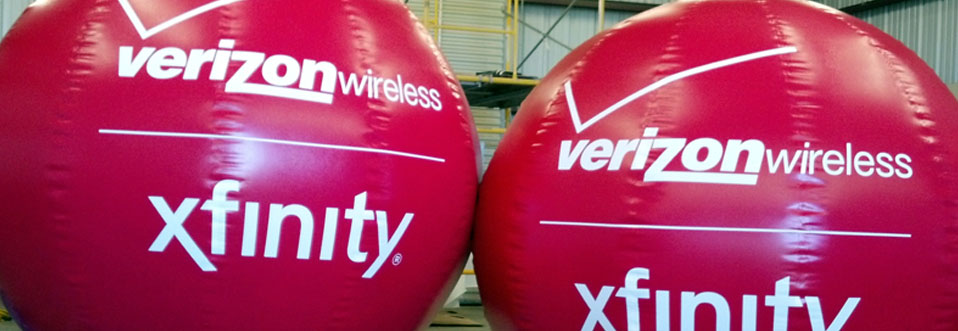 Balloon Spheres Verizon